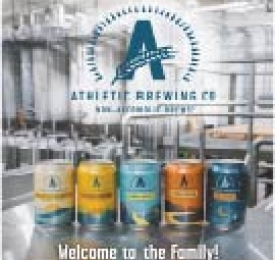 ahtletic brewing line up