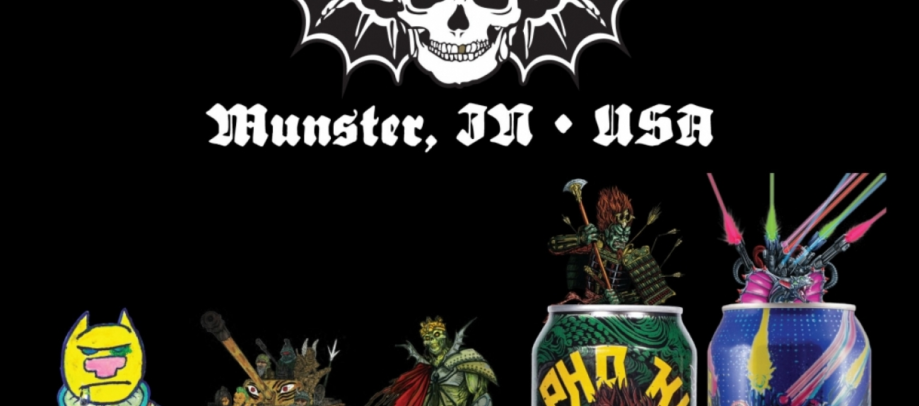 3 Floyds Can Lineup